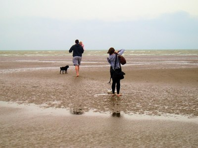 Marsh View Cottage is a dog friendly cottage close to the dog friendly beach of Camber Sands, Rye, East Sussex